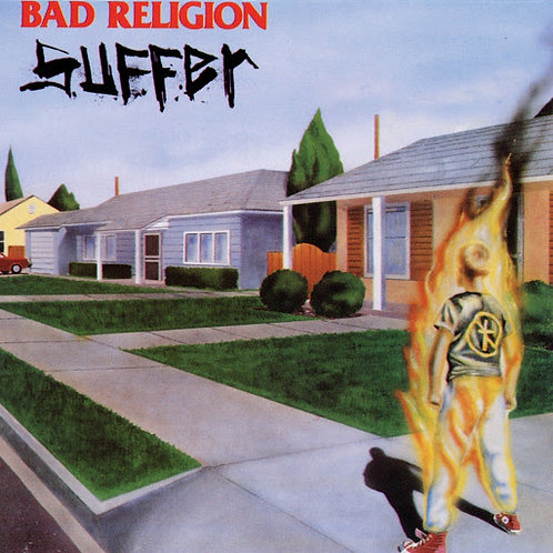 Bad Religion - Suffer [LP]