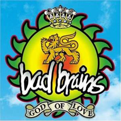 Bad Brains - God of Love [180G LP]