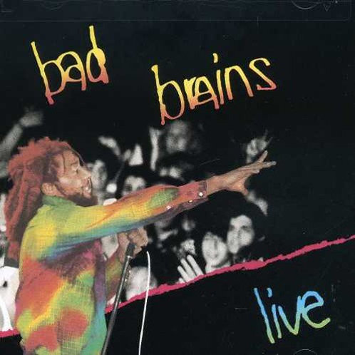 Bad Brains - Live [LP]
