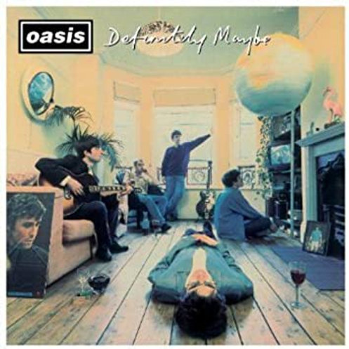 Oasis - Definitely Maybe [2xLP 180G]
