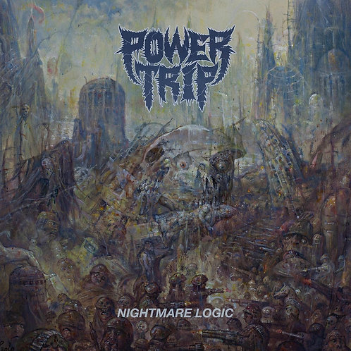 Power Trip - Nightmare Logic [LP]