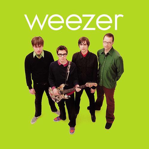 Weezer - Weezer (Green Album) [LP]