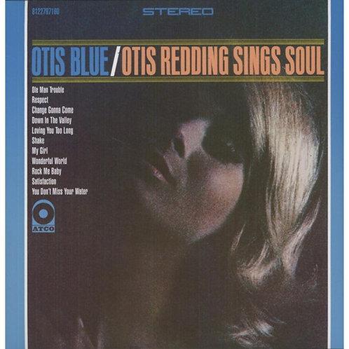 Otis Redding - Otis Blue/Otis Redding Sings Soul [LP]