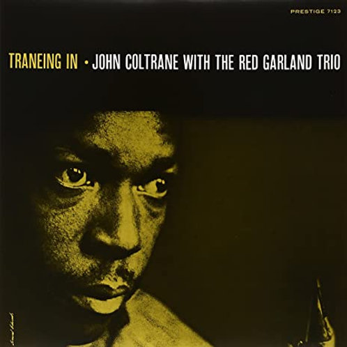 John Coltrane/Red Garland Trio - Traneing In [LP]