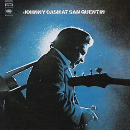 Johnny Cash - At San Quentin [LP]