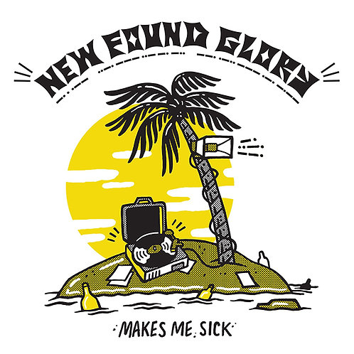 New Found Glory - Makes Me Sick [LP]