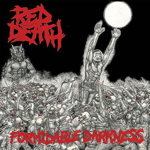 Red Death - Formidable Darkness [LP]
