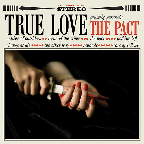 True Love - The Pact [LP]