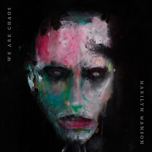 Marilyn Manson - We Are Chaos [LP - w/ Postcards]