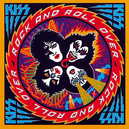 Kiss - Rock And Roll Over [180G LP]