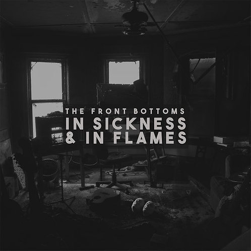 Front Bottoms - In Sickness & In Flames [LP - Red]