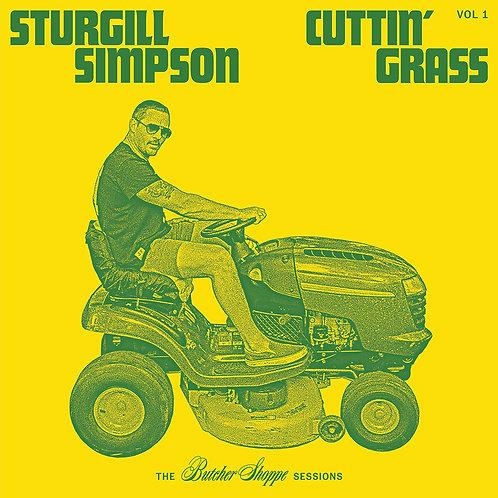 Sturgill Simpson - Cuttin' Grass [2xLP - Green/Yellow]