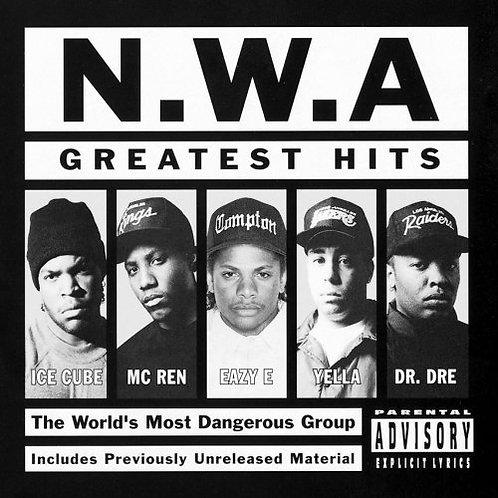 N.W.A. - Greatest Hits [2xLP]