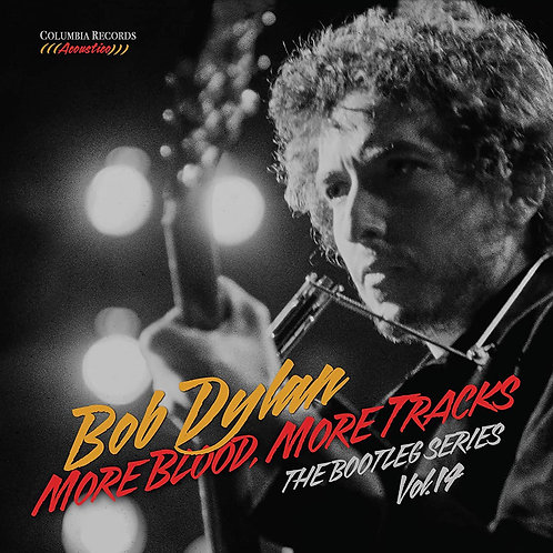 Bob Dylan - More Blood, More Tracks: The Bootleg Series Vol. 14 [2xLP]