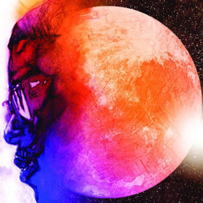 Kid Cudi - Man on the Moon: The End of Day [2xLP]
