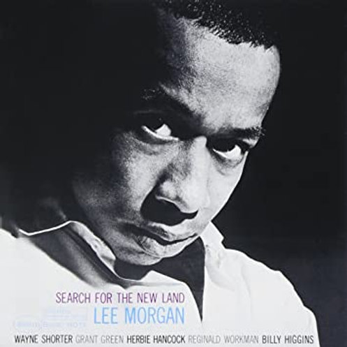 Lee Morgan - Search For The New Land [LP]