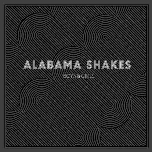 Alabama Shakes - Boys & Girls [LP - Multi-Colored]