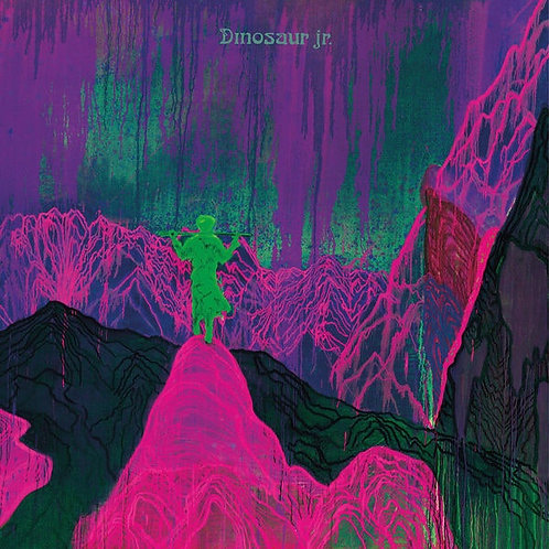 Dinosaur Jr. - Give a Glimpse of What Yer Not [LP]