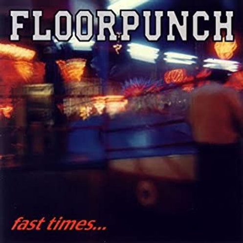 Floorpunch - Fast Times At The Jersey Shore [LP - Red]