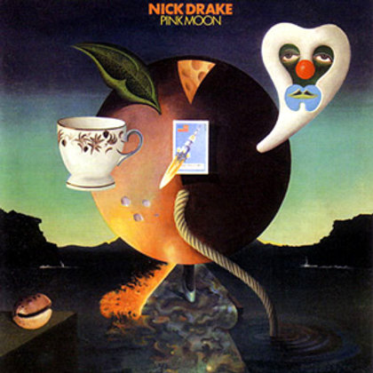 Nick Drake - Pink Moon [LP - 180G]
