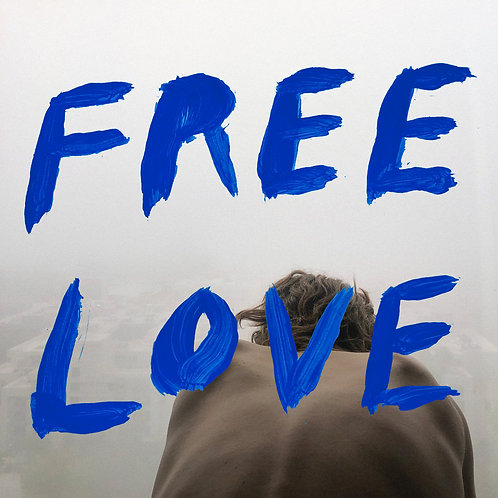 Sylvan Esso - Free Love [LP - Blue]