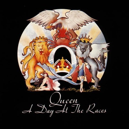 Queen - A Day At The Races [LP]