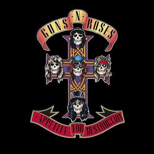 Guns N' Roses - Appetite For Destruction [LP]