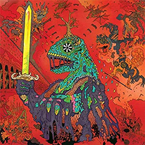 King Gizzard & the Lizard Wizard - 12 Bar Bruise [LP - Green]