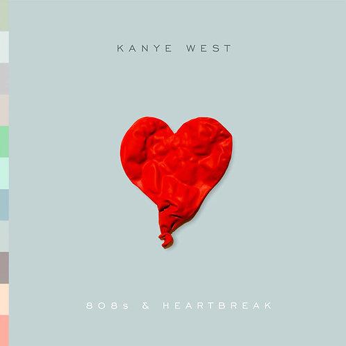 Kanye West - 808s & Heartbreak [2xLP]