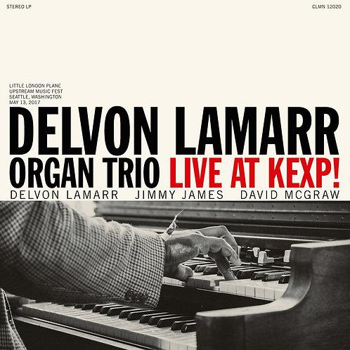 Delvon Lamarr Organ Trio - Live At KEXP! [LP]