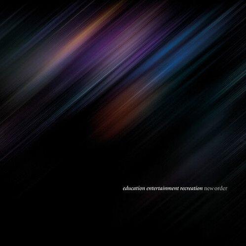 New Order -  Education Entertainment Recreation (Live)
