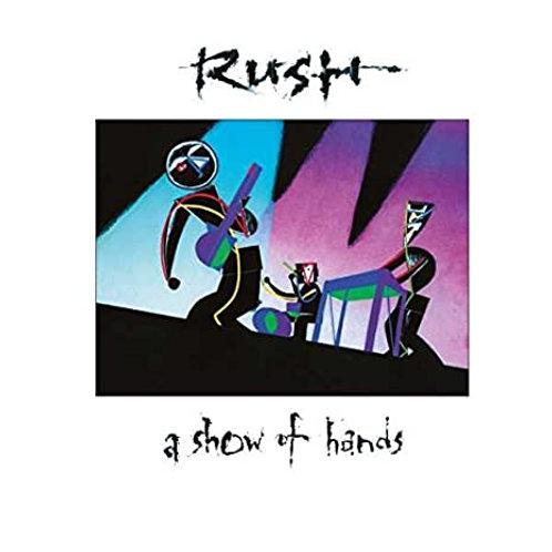 Rush - A Show Of Hands [2xLP]
