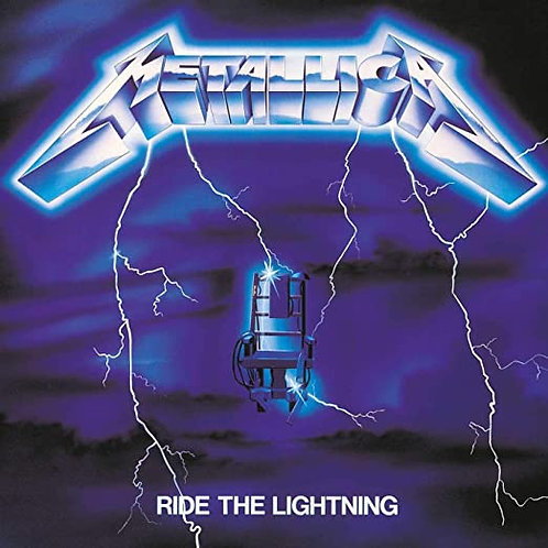 Metallica - Ride The Lightning [180G LP]
