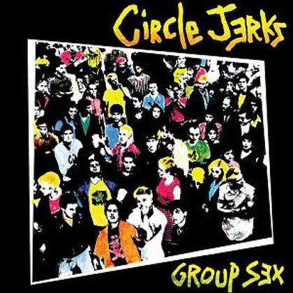 Circle Jerks - Group Sex [LP - Colored]