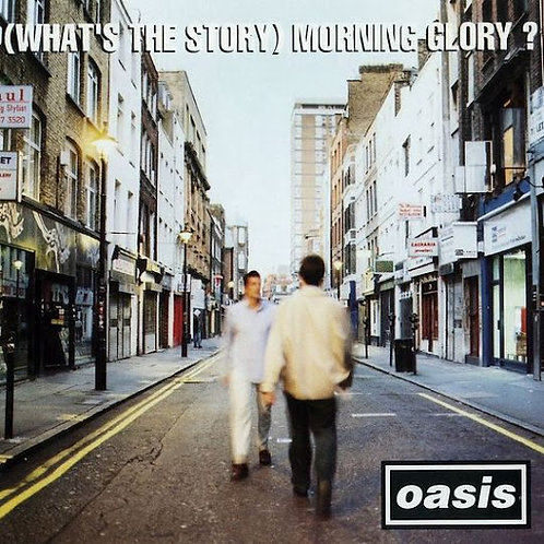 Oasis - (What's the Story) Morning Glory? [2xLP 180G]