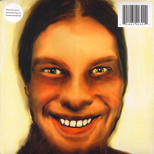 Aphex Twin - I Care Because You Do [2xLP]