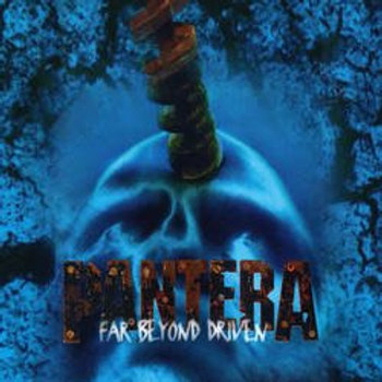 Pantera - Far Beyond Driven [LP - Blue Marble]