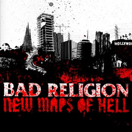 Bad Religion - New Maps of Hell [LP]