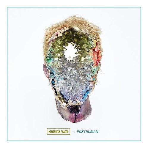 Harms Way - Posthuman [LP - Colored]
