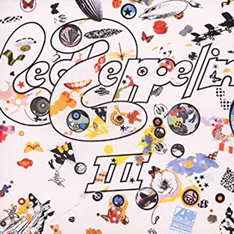 Led Zeppelin - Led Zeppelin III [180G LP]