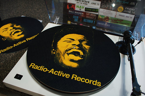 Radio-Active Slipmat