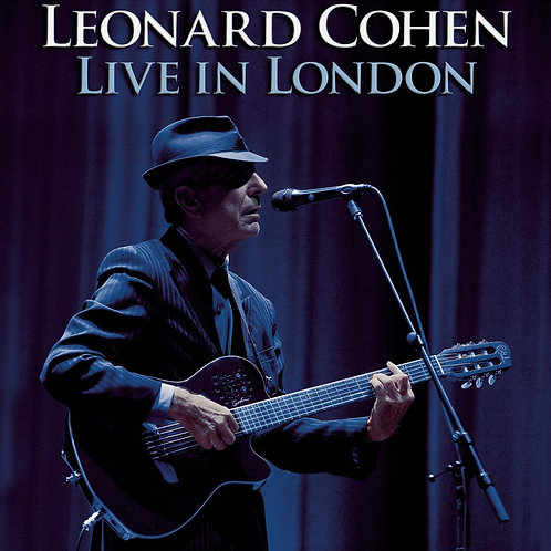 Leonard Cohen - Live In London [3xLP - 180G]
