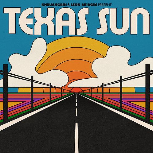 Khruangbin & Leon Bridges - Texas Sun [EP]