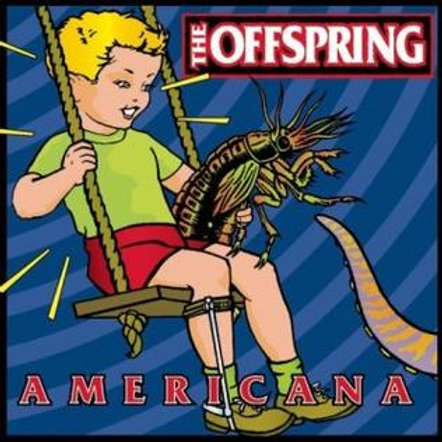 Offspring - Americana [LP - 20th Anniversary Edition]