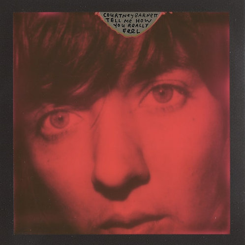 Courtney Barnett - Tell Me How You Really Feel [LP - Red]