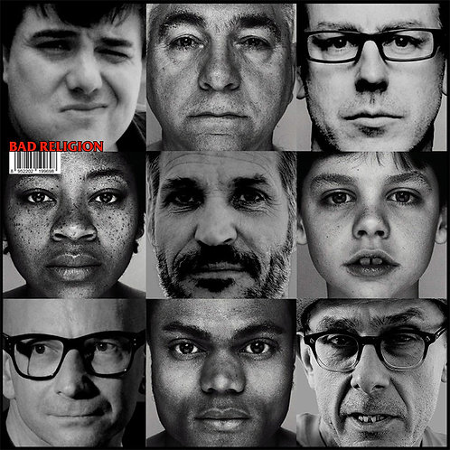 Bad Religion - The Gray Race [LP]