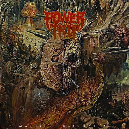 Power Trip - Manifest Decimation [LP]