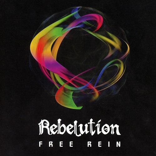Rebelution - Free Rein [LP]