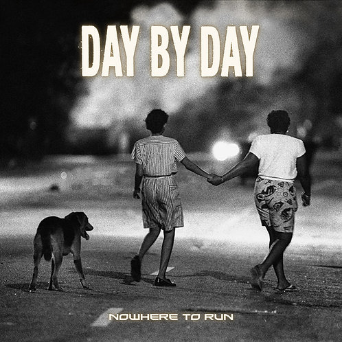 Day By Day - Nowhere To Run [LP - Orange]