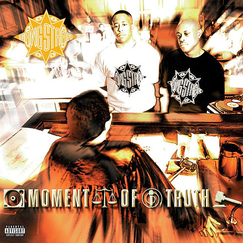 Gang Starr - Moment Of Truth [3xLP 180G]